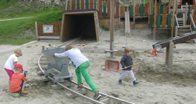 Austria con bambini in  estate: l'Olympia Region Seefeld
