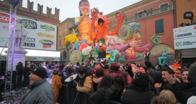 Il Carnevale di Cento per bambini