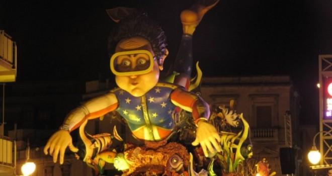 Il Carnevale di Putignano per bambini
