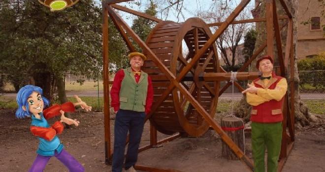 In viaggio con Leonardo tra scoperte e invenzioni