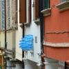 Giocando a nascondino a Santarcangelo di Romagna