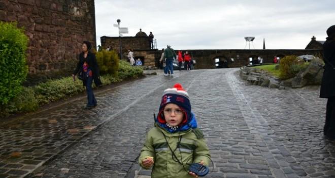 Scozia On The Road: il castello di Edimburgo