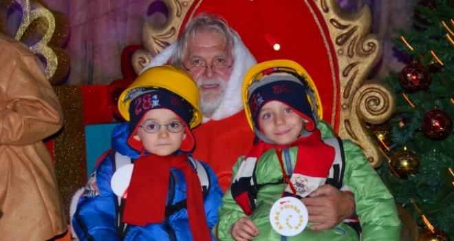 Viaggio nella Vera Grotta di Babbo Natale