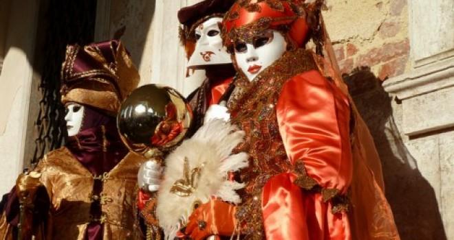 Il Carnevale di Venezia per bambini
