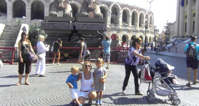 Tra arte e cultura: week-end con bimbi tra Mantova e Verona