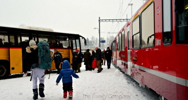 Guida Pratica al Trenino Rosso del Bernina