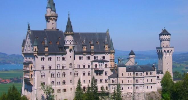 I castelli delle fiabe: itinerario sulle tracce di Re Ludwig