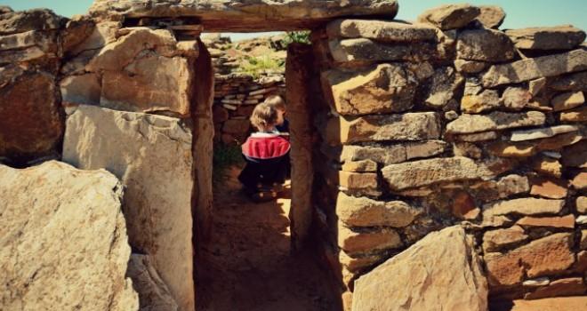 In terra etrusca, tra cielo, ferro e mare