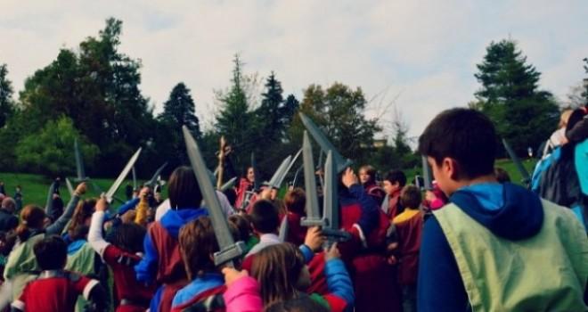 Castelli del Ducato con bambini: fiabe, laboratori e… il gioco dell'oca!