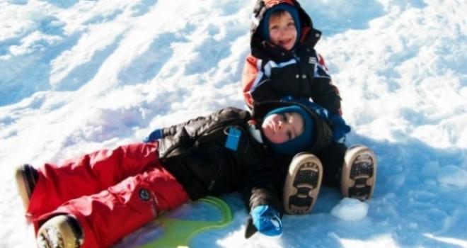 Vacanze sulla neve con bambini: dove andare?