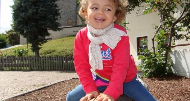 A Verdignes con bambini: mucche, prati e… una pizza al gusto di vacanza!