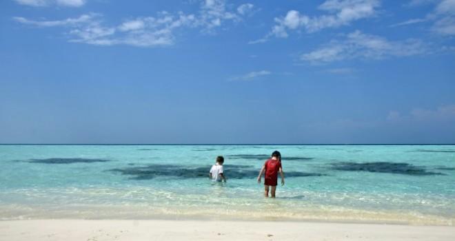 Il vero volto delle Maldive a misura di bambino