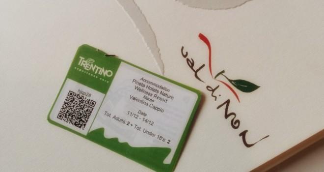 Trentino Guest Card: cos'è e come funziona