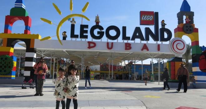 Avventure family a Dubai: Legoland e il safari nel deserto