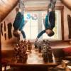La casa capovolta di Terfens: Tirolo austriaco a misura di bambino