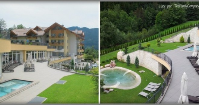 Rio Stava Family Resort & Spa in Val di Fiemme