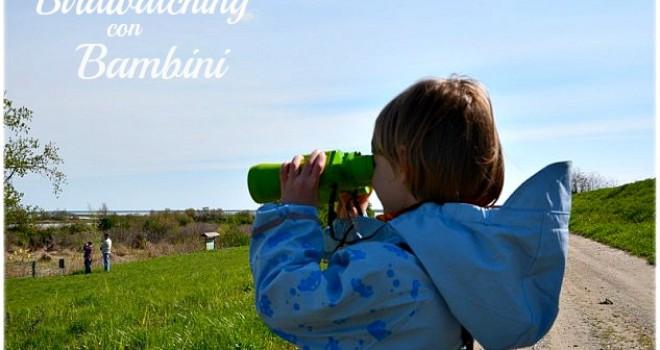 Bird Watching con bambini
