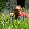 Trekking con bambini: sulla strada dei tabià