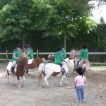 Campi Estivi a cavallo!