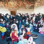 Percorsi didattici per bambini a Palazzo Te