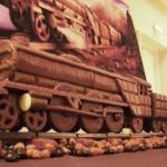 La fatina, il treno e il cioccolato
