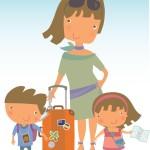 L'inizio di una nuova avventura: il Circolo delle Mamme Viaggiatrici!