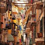Napoli è… la voce dei bambini che sale piano piano.