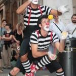 Ferrara Buskers Festival con gli occhi dei bambini
