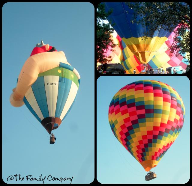Collage 2 Ferrara Balloons