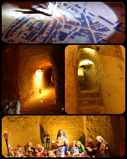 weekend in romagna, grotte santarcangelo