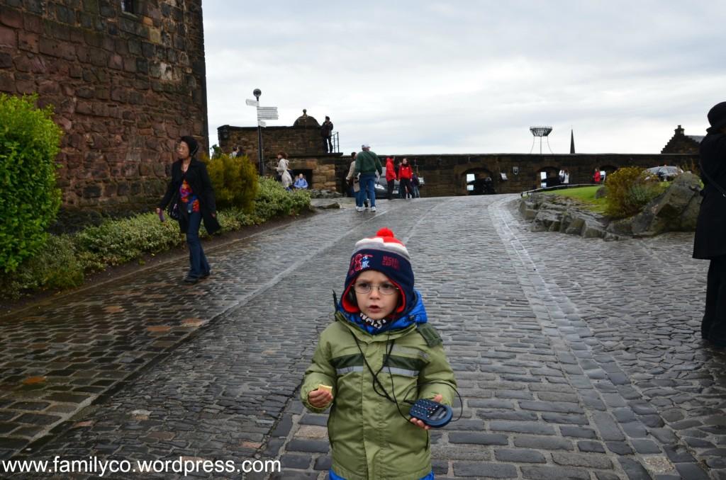 viaggi europa con bambini, edimburgo