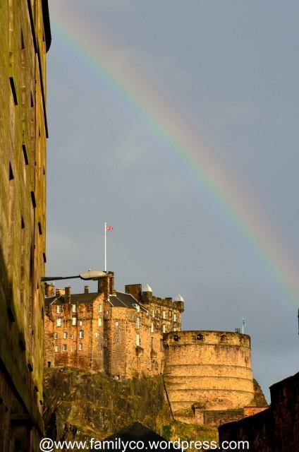 Scozia, Castello di Edimburgo