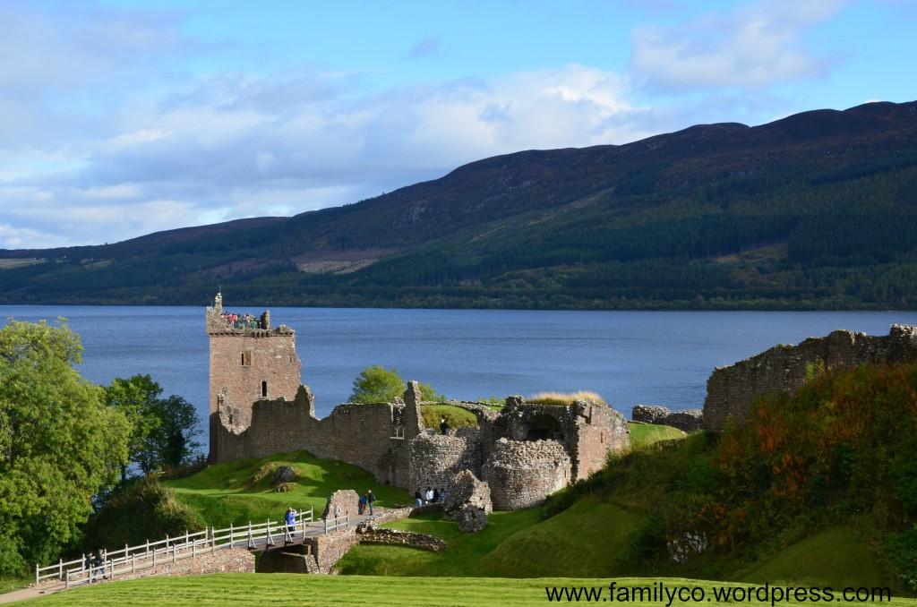 Scozia con i bambini, Loch Ness