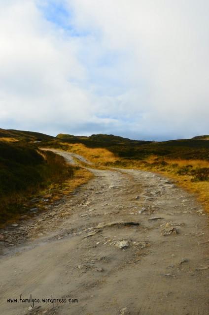 scozia con i bambini, highlands