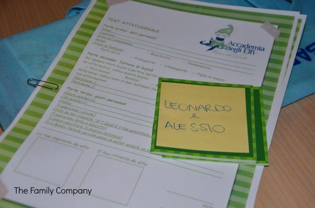 Accademia Degli Elfi Riva del Garda Test Attitudinale