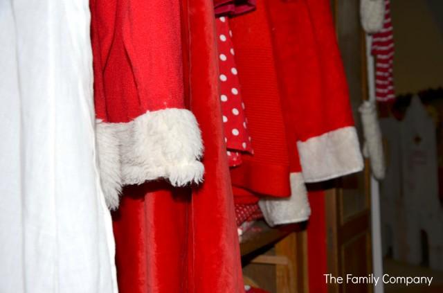 Casa Babbo Natale Riva del Garda Armadio