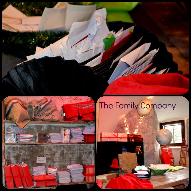 Casa Babbo Natale Riva del Garda Ufficio Postale Coll