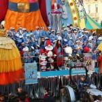 Il Carnevale di Viareggio per bambini