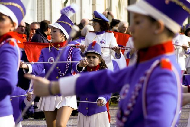 Carnevale di Viareggio 2012. Credits: Claudio Vizzoni