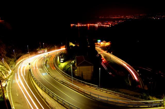 Foto notturna: 10 sec  f/5.6Credits: Roberto Santoro