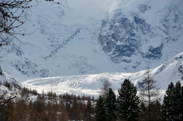 il ghiacciaio di Morteratsch