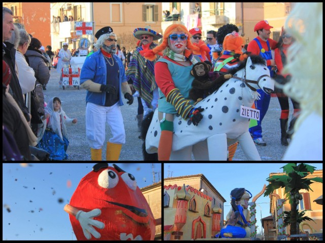 Carnevale di Civita Castellana.