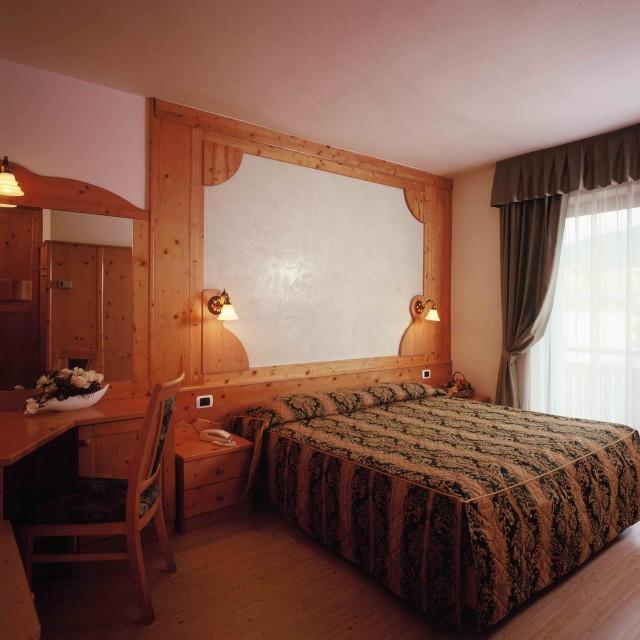 Family Hotel Hotel Serena Andalo Camera-Luna