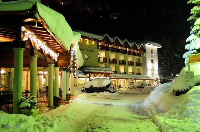 Hotel salvadori Mezzana Marilleva