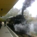 Budapest - Treno
