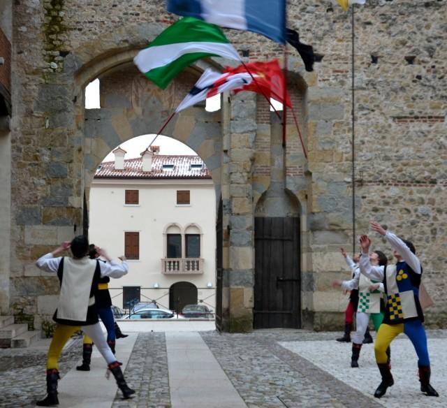 Castello di Marostica Visita Animata 7