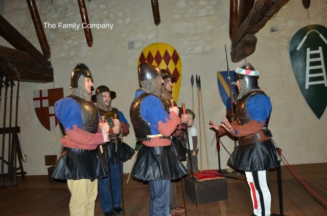 Castello Marostica Grandi Cavalieri
