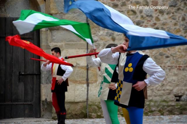 Castello Marostica sbandieratori 2