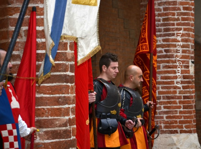 Castello Marostica Visita Animata 1