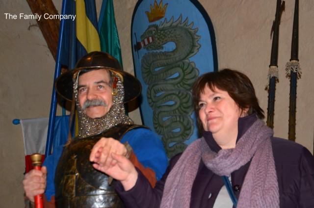 Castello Marostica Visita Animata Piero e Tiz